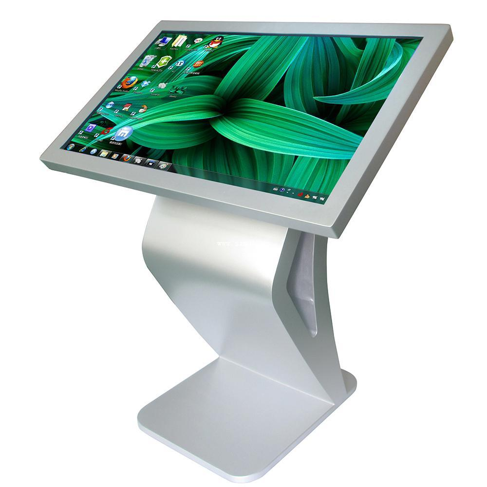 Floor Stand Windows OS Kiosk with Payment/Printercameras Module Optional