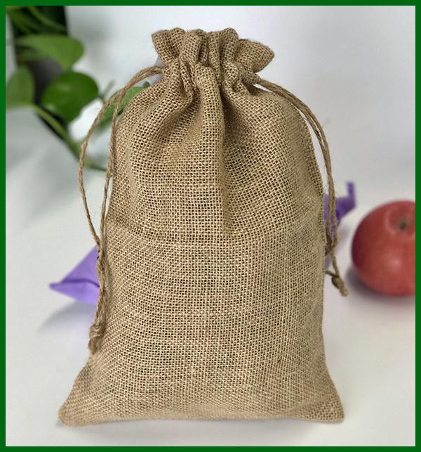 Eco-Friendly Burlap Rice Bag