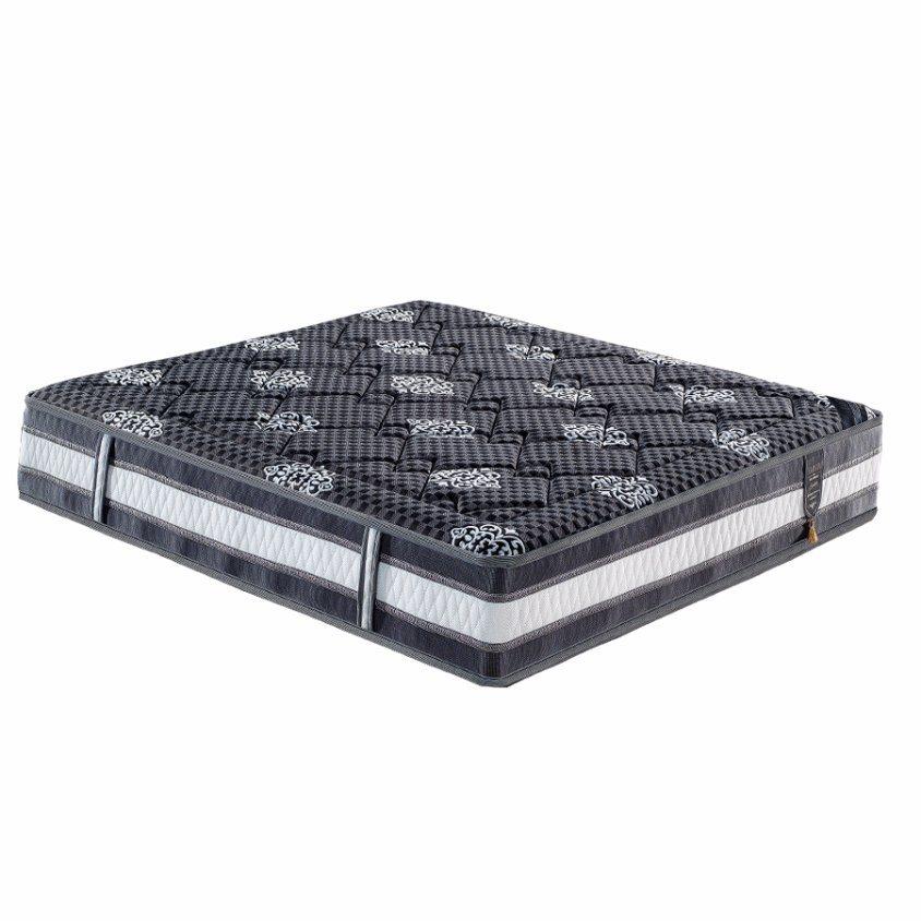 Fabric Style High Density Foam Coconut Coir Mattress