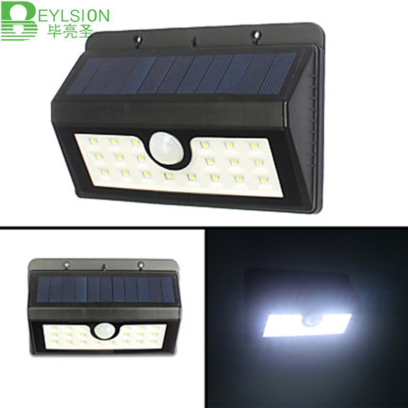 IP65 Waterproof LED Solar Wall Light