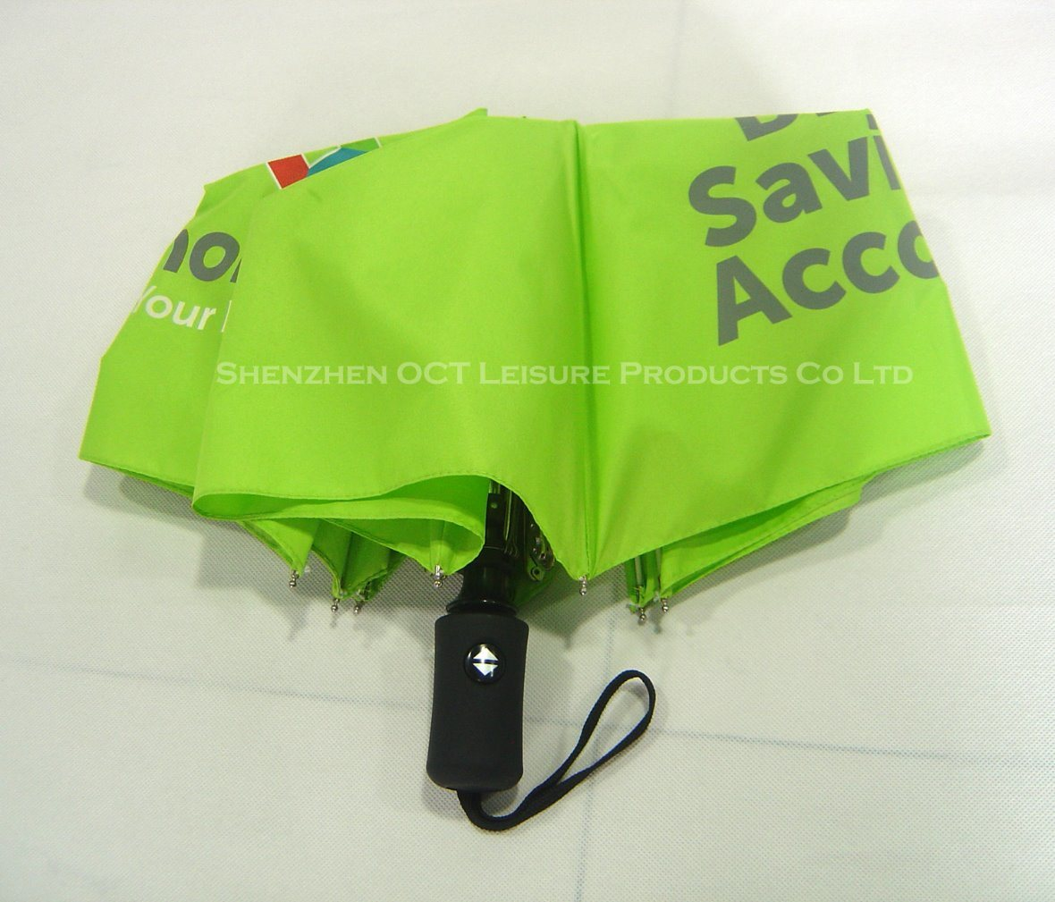 Customized 3fold Auto Open & Close Umbrella of High Quality