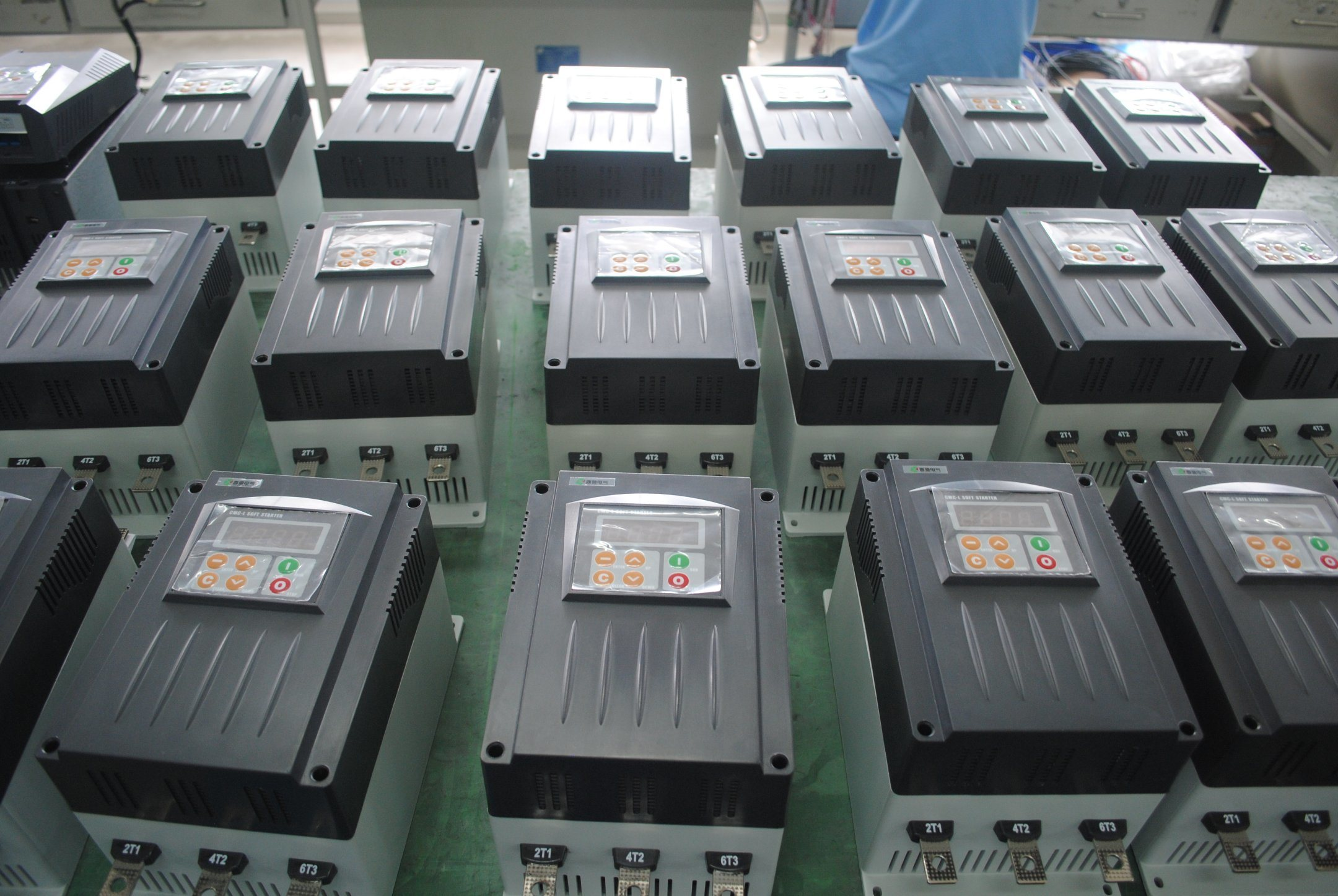 3 Phase AC220V-690V 15kw AC Motor Soft Starter