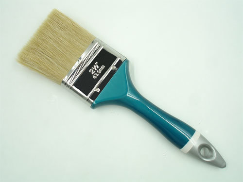 Featured Pure White Bristle Brush