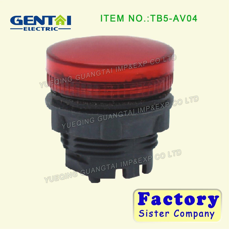 AV64 Switch Series LED Light Switch Push Button