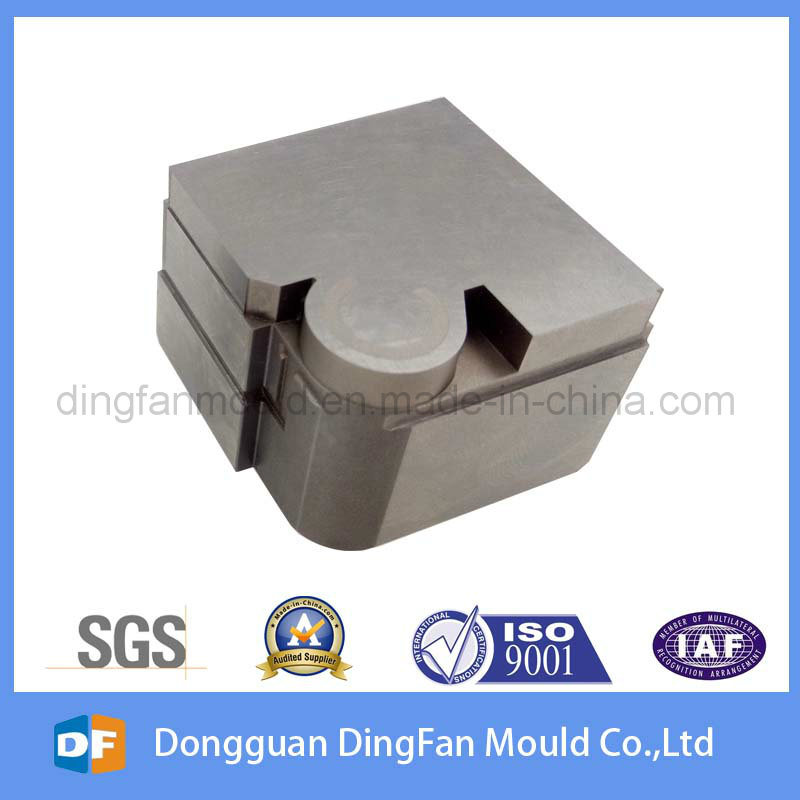 Manufacturer CNC Machining Spare Part for Injection Mould