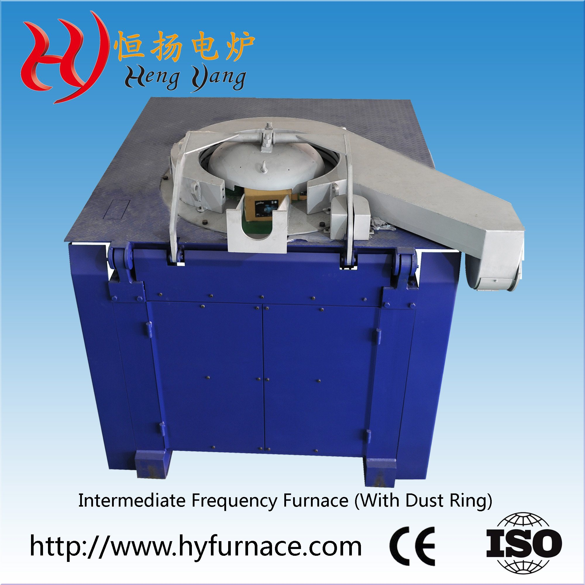 Pollution-Free Energy Saving Melting Furnace