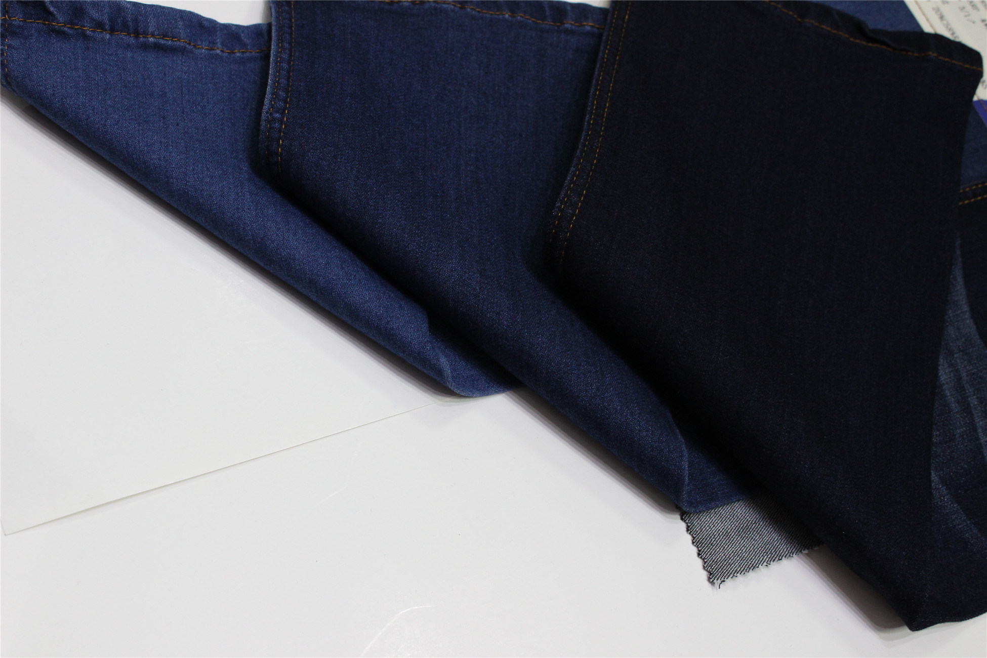 Rayon Cotton Polyester Spandex Denim