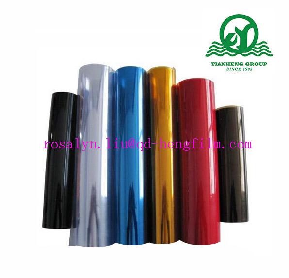 Medical Blister Packaging Pharmaceutical Rigid PVC Film 0.2mm-0.4mm Thick