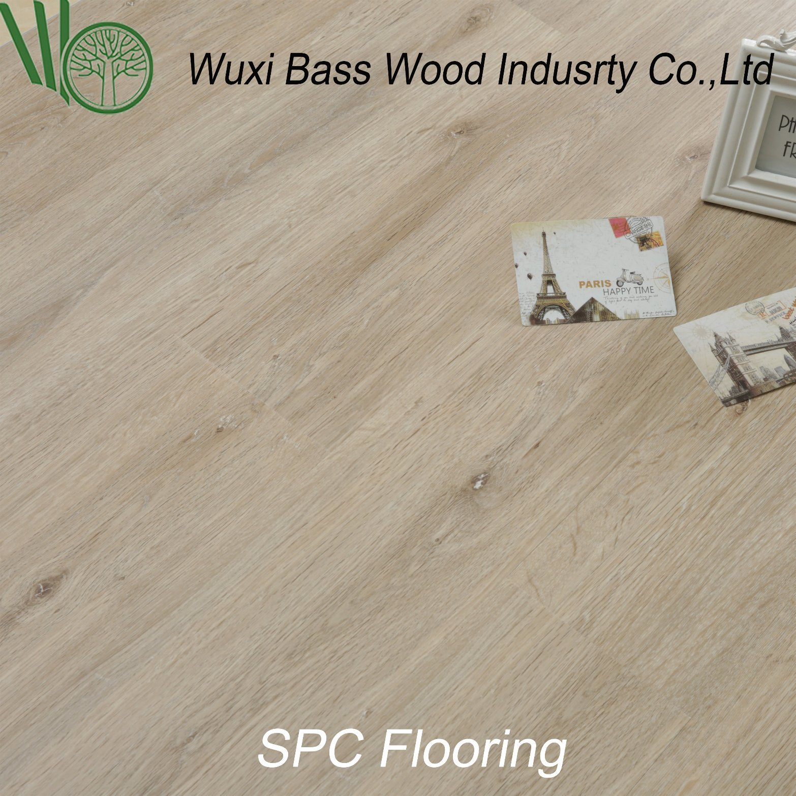 china high density spc floor, suitable for installing in kitchen