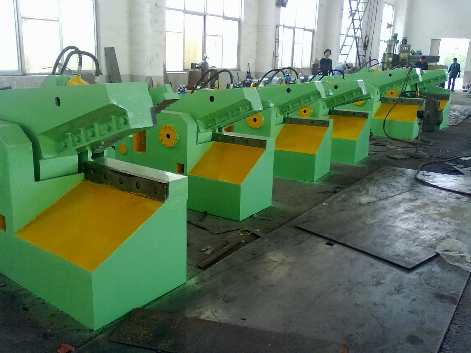 Alligator Shear for Cutting Metal Machine/Scrap Metal