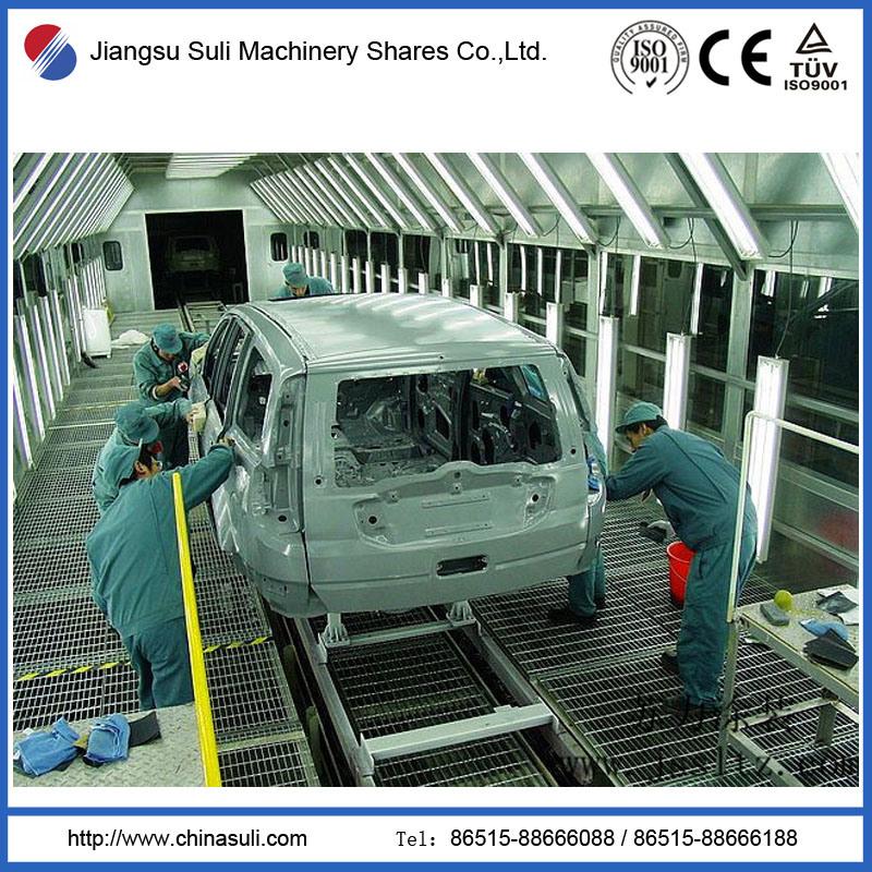 China Suli Shares Car Decoration for Coating Line