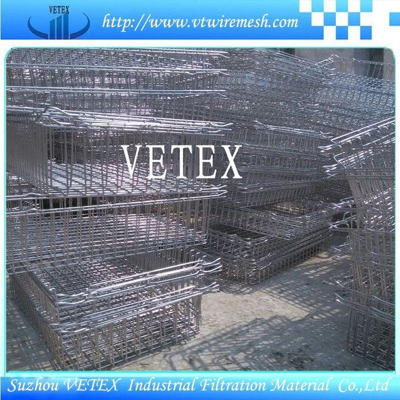 Wear-Resistance SUS 316L Mesh Basket