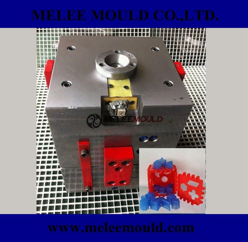 Plastic Lego Blocks Education Toy Injection Moulding