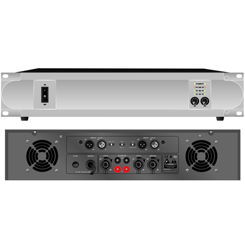 Public Address Professional Power Amplifier Se-2300 Series