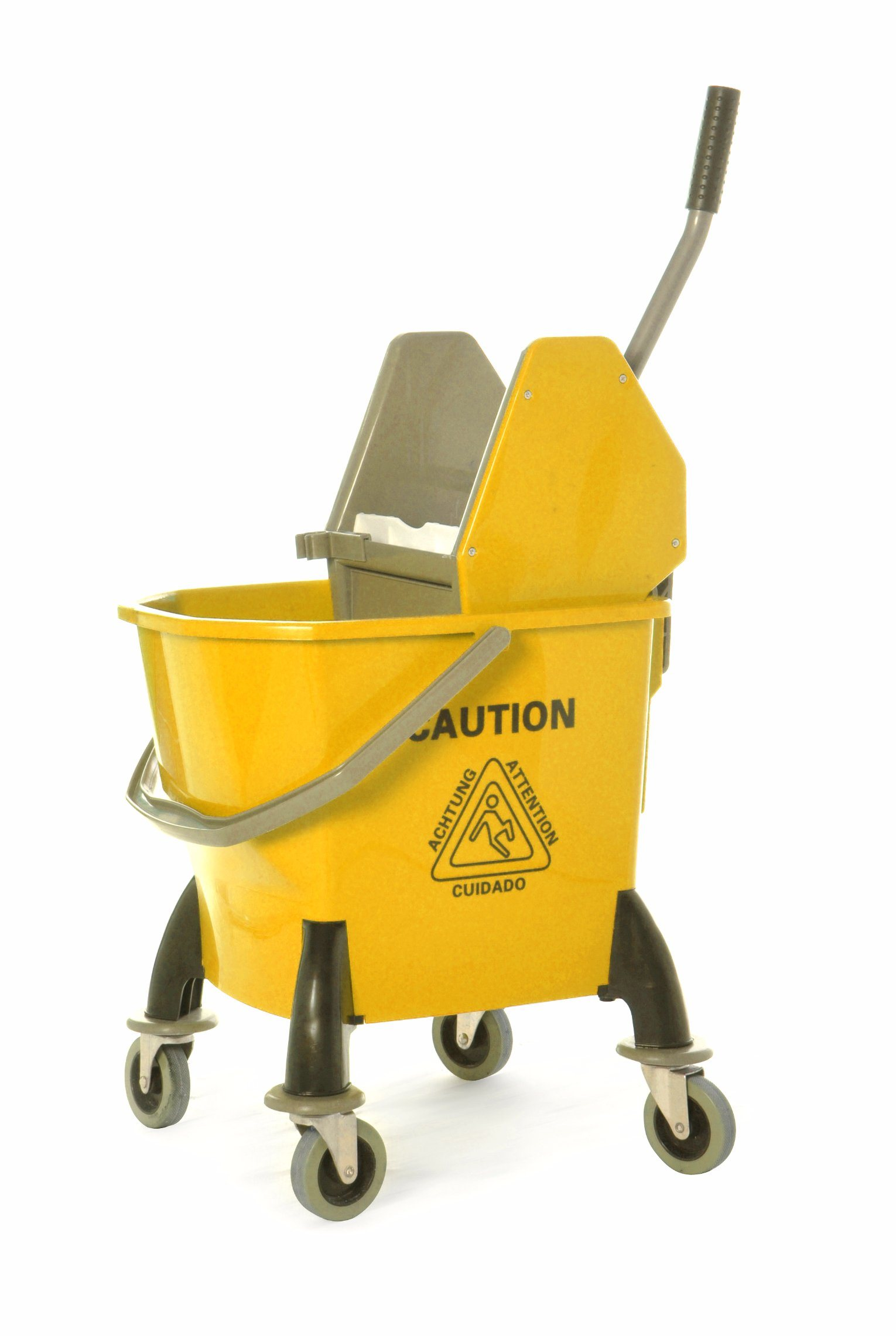 Wringer Mop Bucket/Trolley for Commercial or Hospital