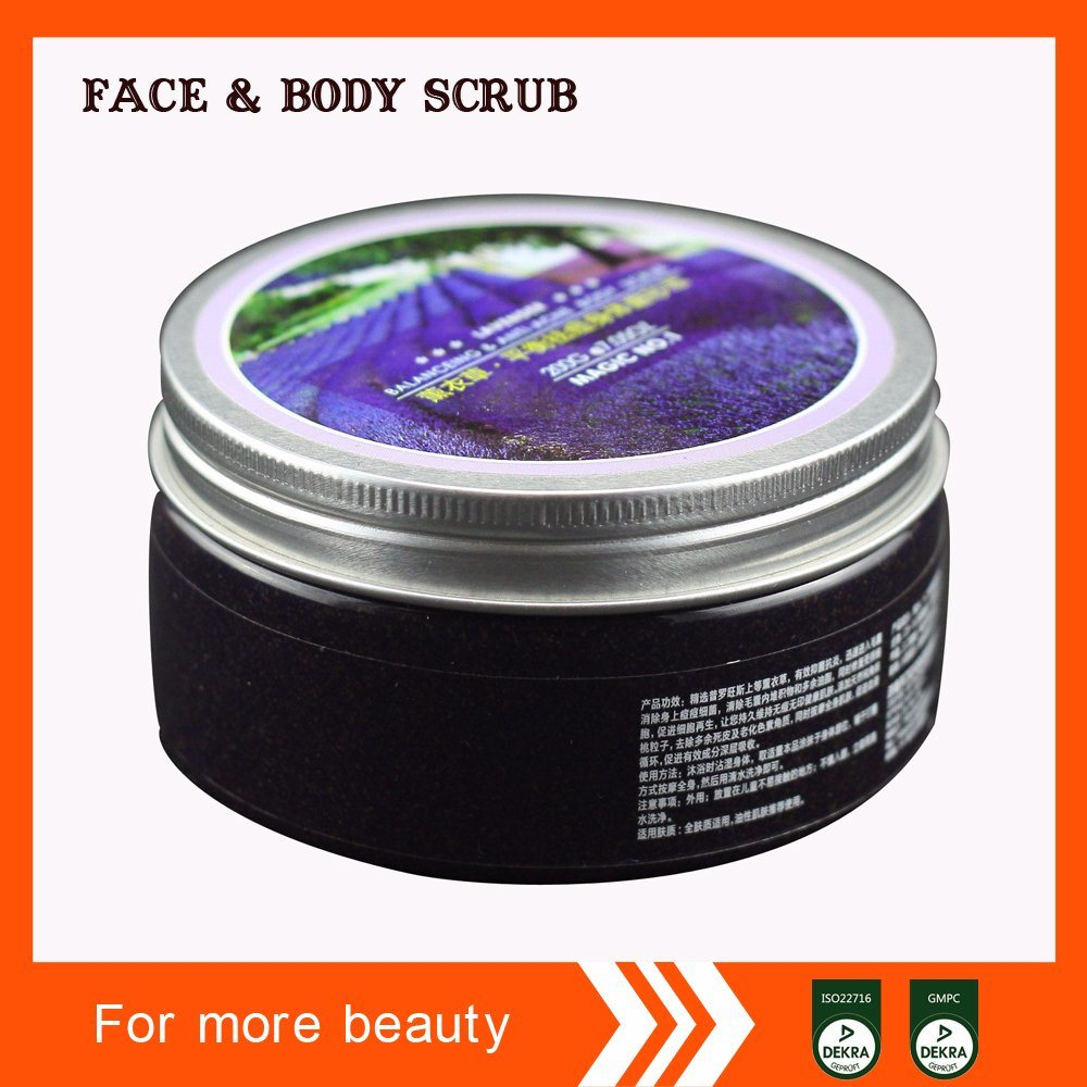 Lavender Balanceing & Anti-Acne Body Scrub