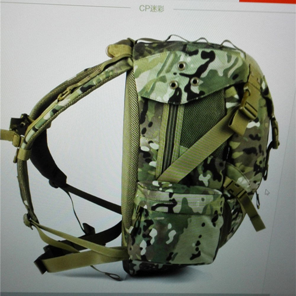 Military Use Tactical Turtle Shell Shoulder Camping Backpack