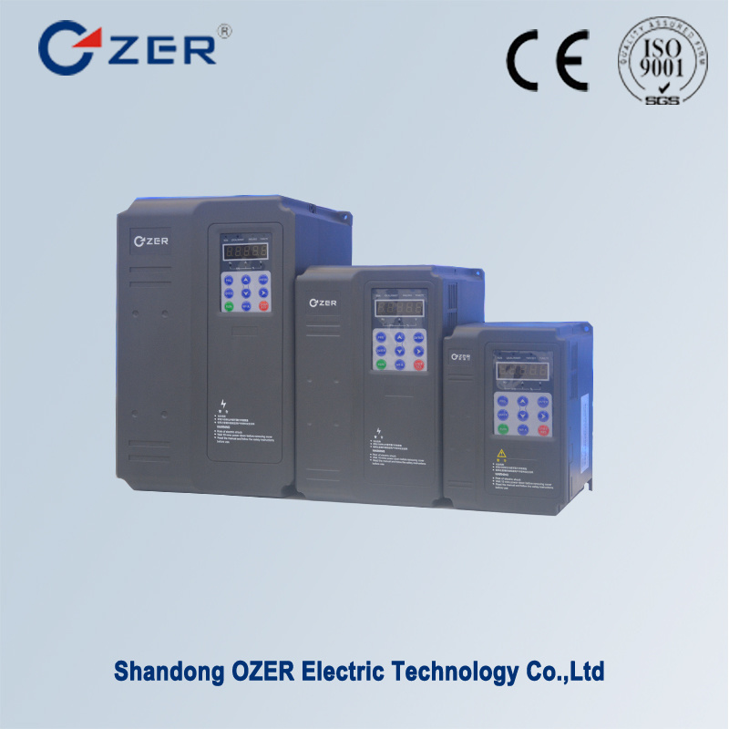 High Performance Flux Vector Control Variable Frequency Drive VFD