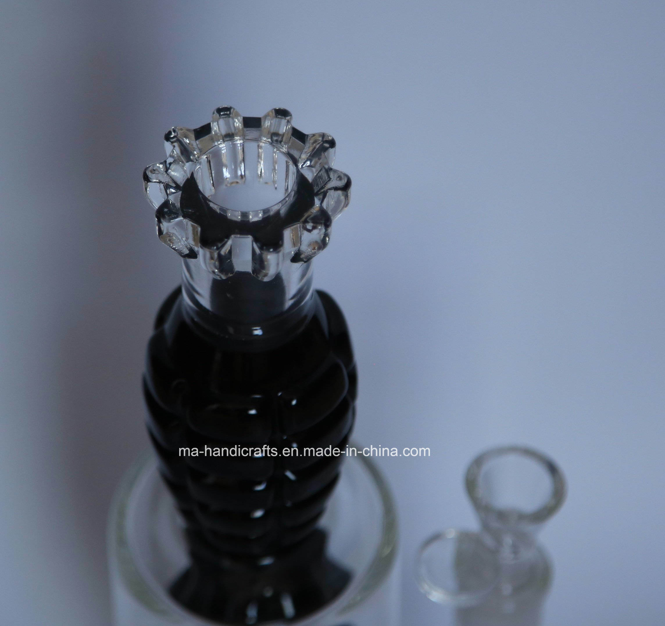 Grenade Smoking Glass Water Pipes/Tobacco Pipes/Glass Pipes