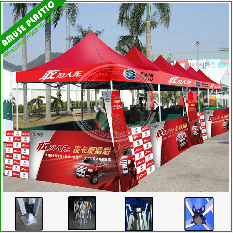 Promotions E-Z up 10 X 10 Pop up Shelter Canopy design for Backyard
