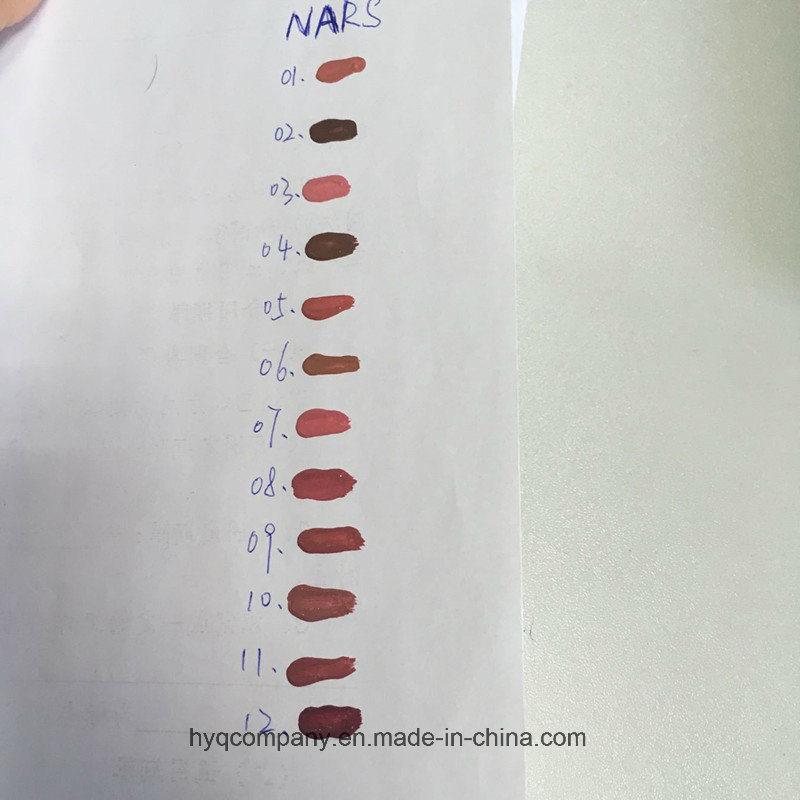 2017 Popular Lipstick Lipgloss 12 Colors/Set Makeup Beauty Products