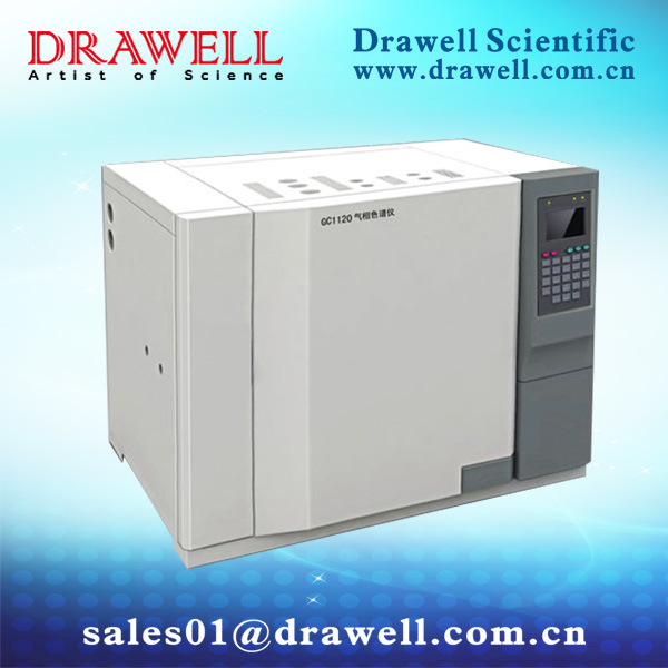 Dw-Gc1120-3 Double Fid Lab Instrument Gas Chromatography