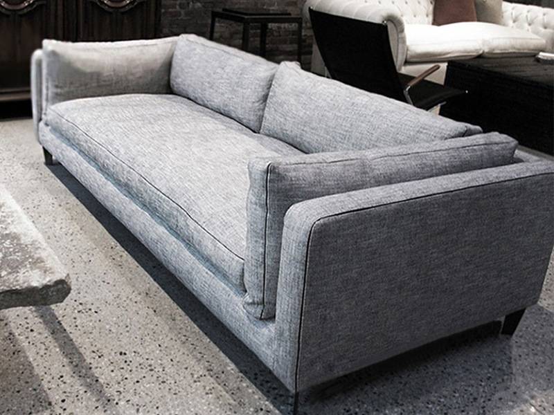 Living Room Furniture Italy Modern Fabric Sofa (1+2+3)