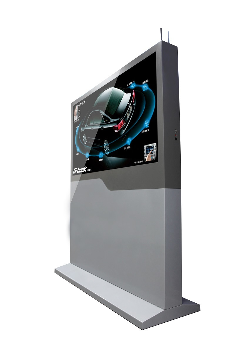 55inch Windows Based Touch Screen Kiosk
