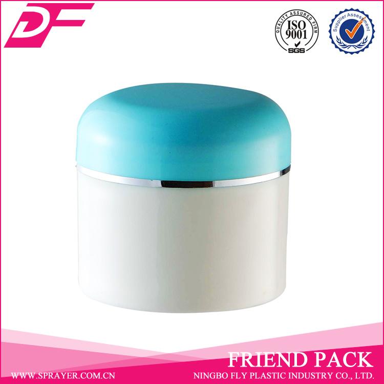Plastic Cosmetic Cream Jar PP 50ml