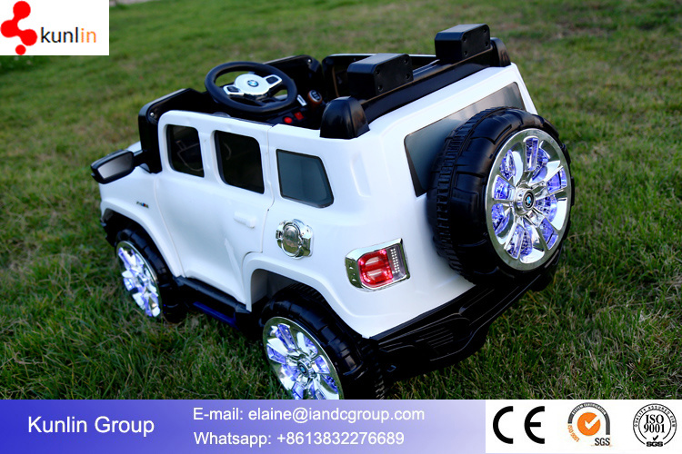 Battery Powered Kids Ride on Car