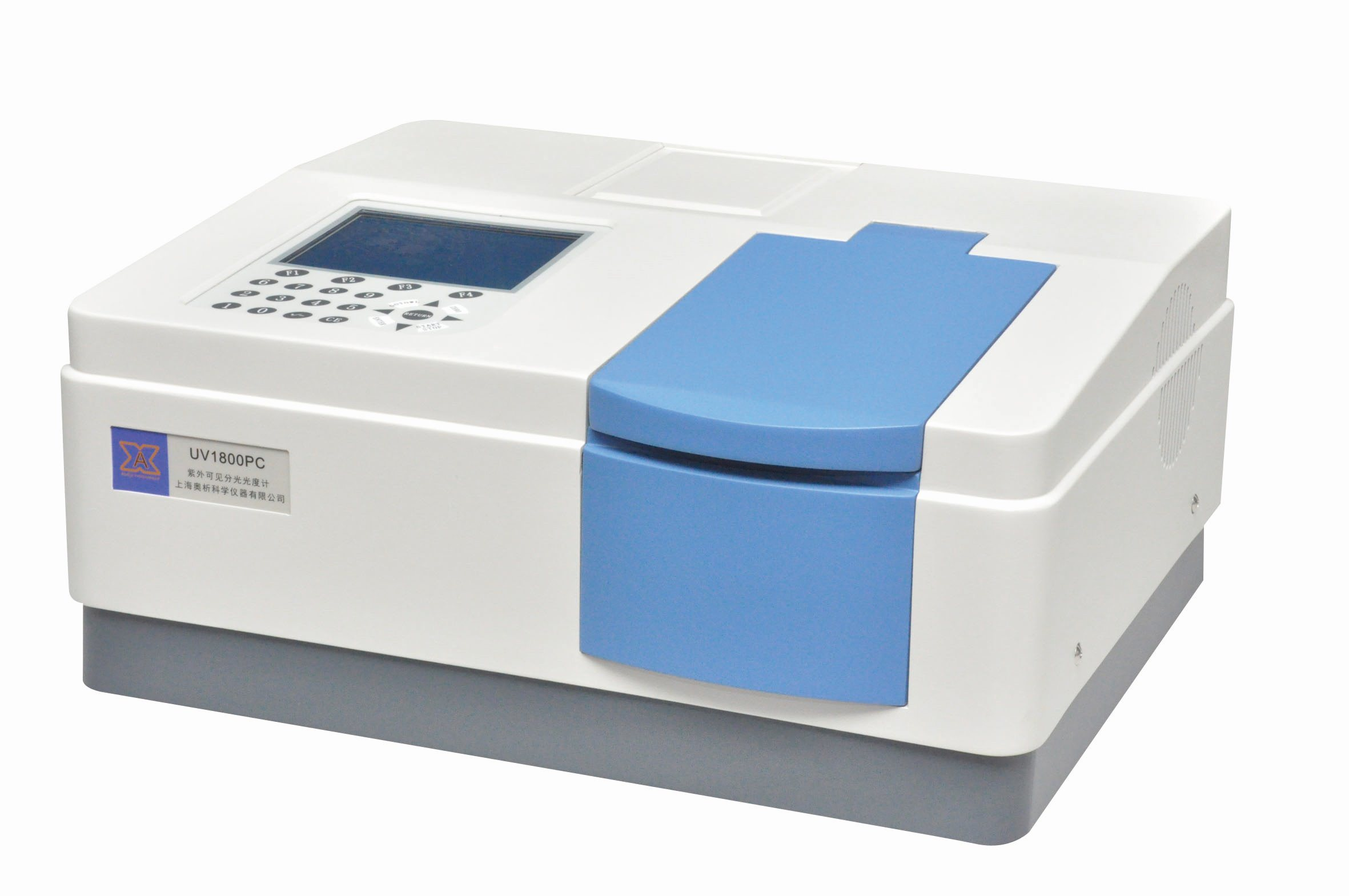 UV6100 Double Beam UV Visible Spectrophotometer