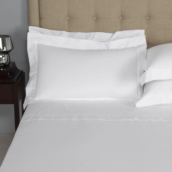 Simple Square Fashion Linen Throw Pillow Cases Hotel Pillowcase