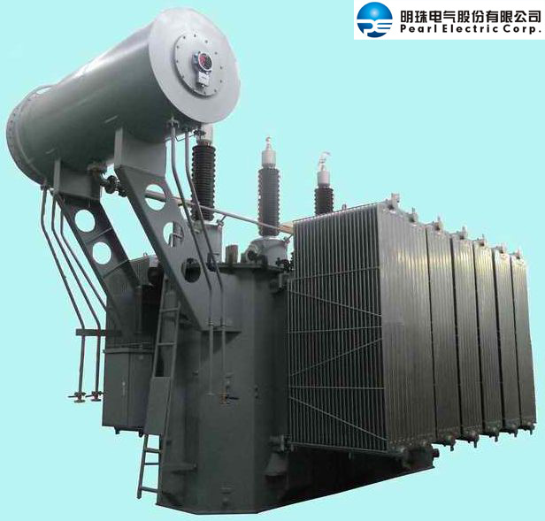 11kv Class Oil-Immersed Power Transformer