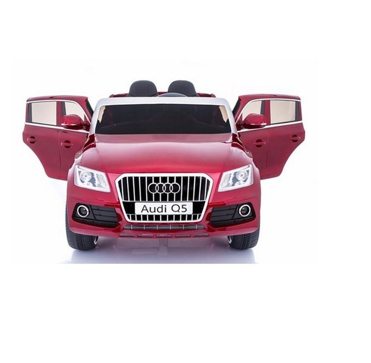 156q5-12V Battery Powered Kids Ride on Car Double Door Two Seat Children Electric Ride-on Toys Cars