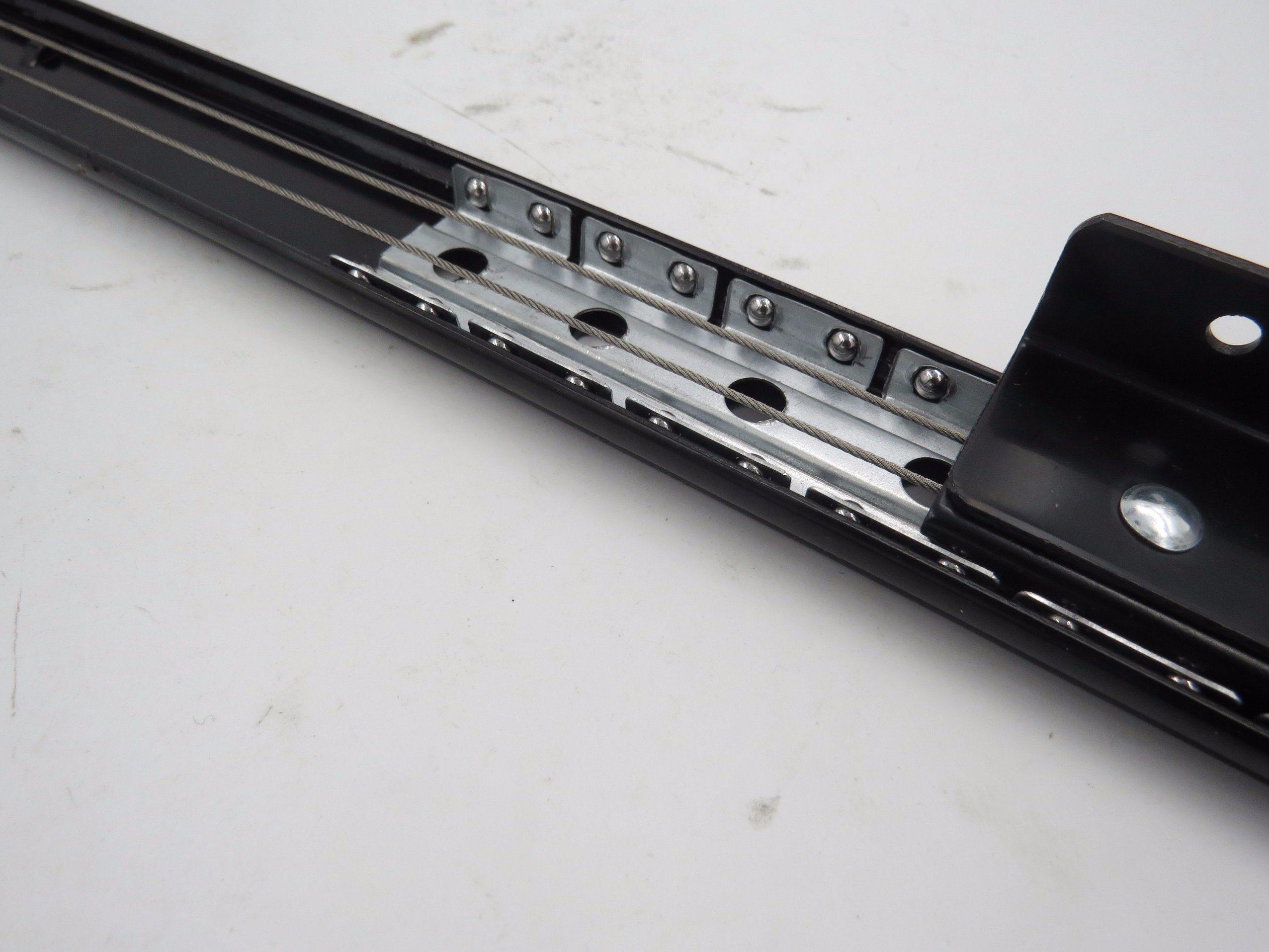 Customized Extentable Table Slides Hettich Soft Close Drawer Slide