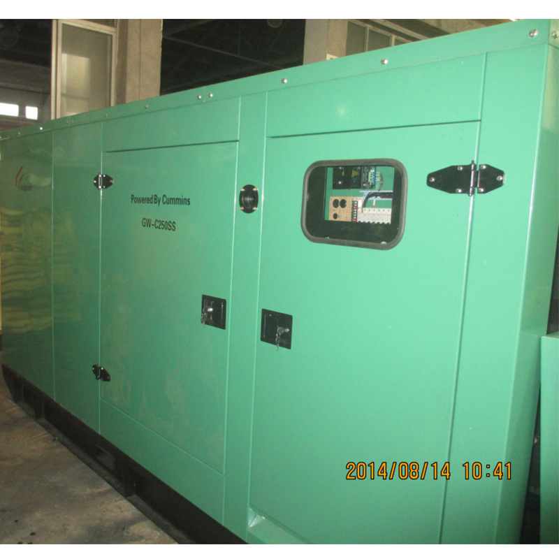 Container Type 1000kw Soundproof Silent Electric Generator