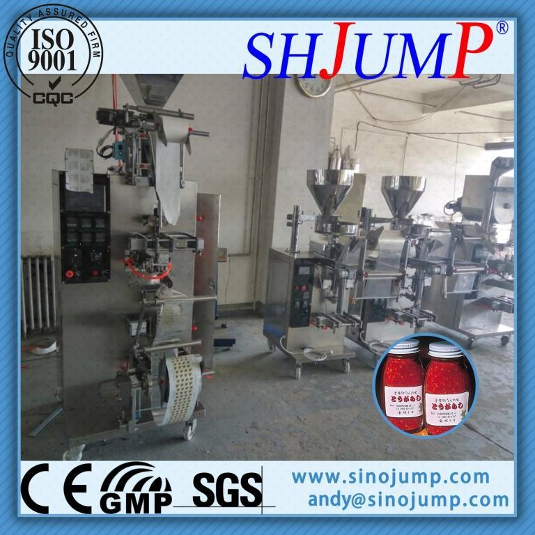 Hot Sale Chili Sauce & Pepper Paste Processing Line