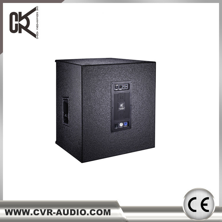 China PRO Audio Sound Speaker Box Professional Woofer Box