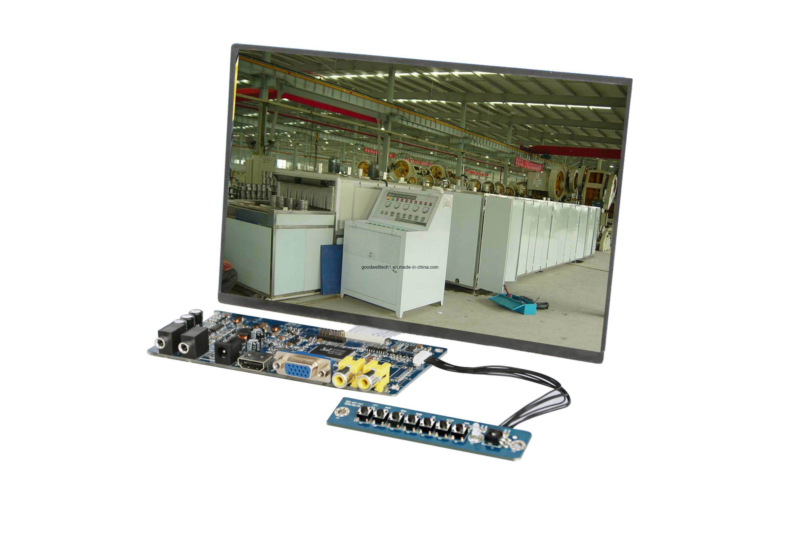 "IPS Panel 10.1""LCD Touch SKD Module"