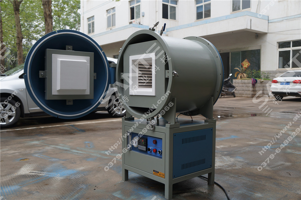 1200c Heat Treatment Equipment Vacuum Hardening Furnace Stz-18-12