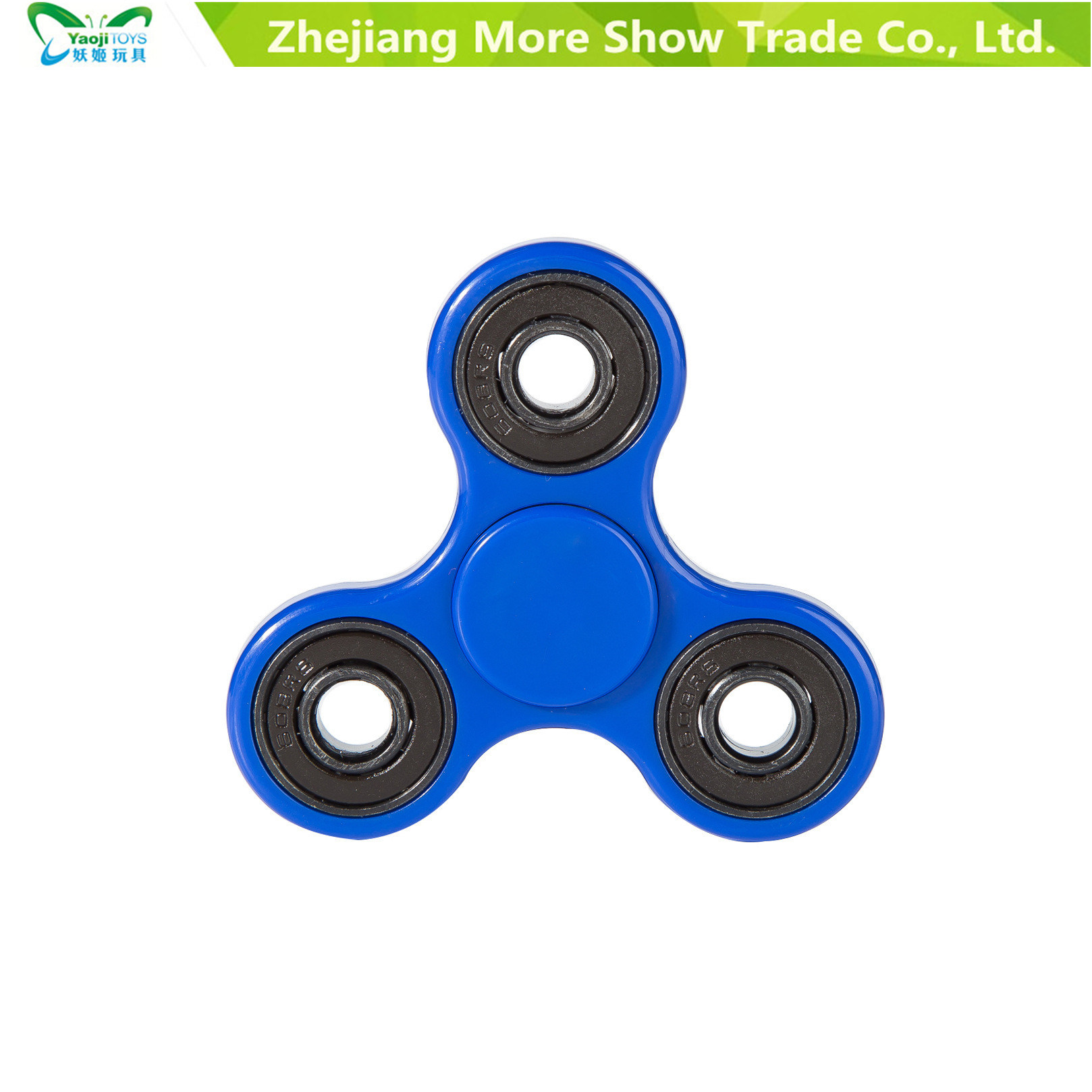 Hand Spinner Fidget Toy EDC Adhd Focus High Speed Ball Bearing