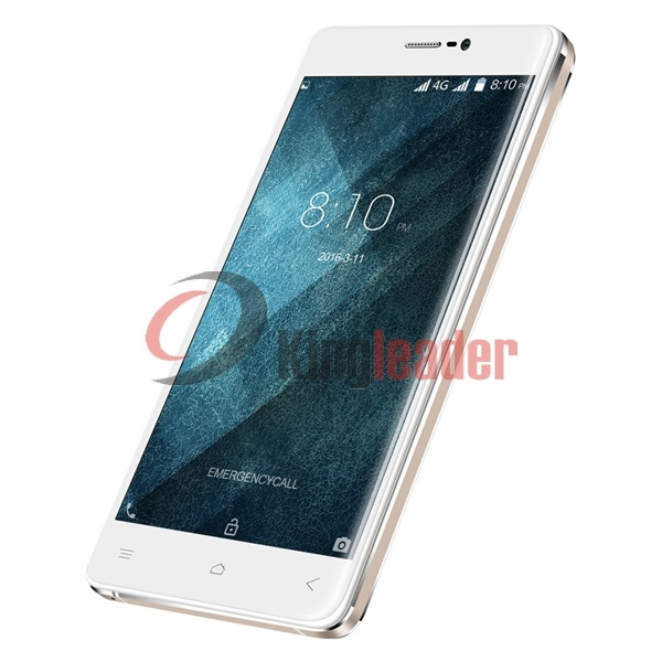 """5.5""""Inch 4G Quad-Core Android 6.0 Smartphone with Ce (V8 Max)"""