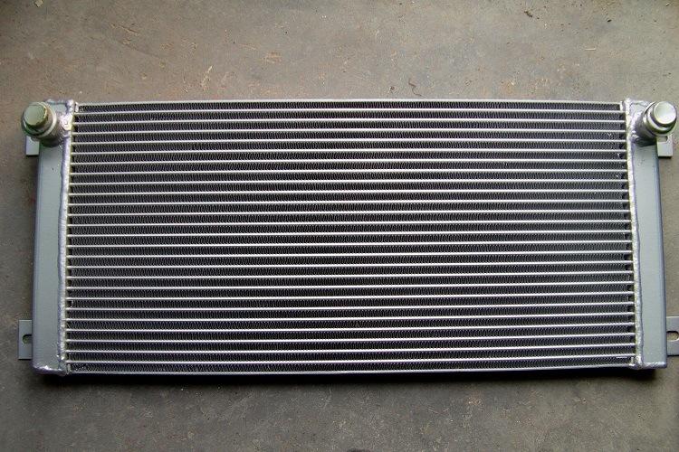 Hydraulic Oil Radiator for Foton Lovol Loader