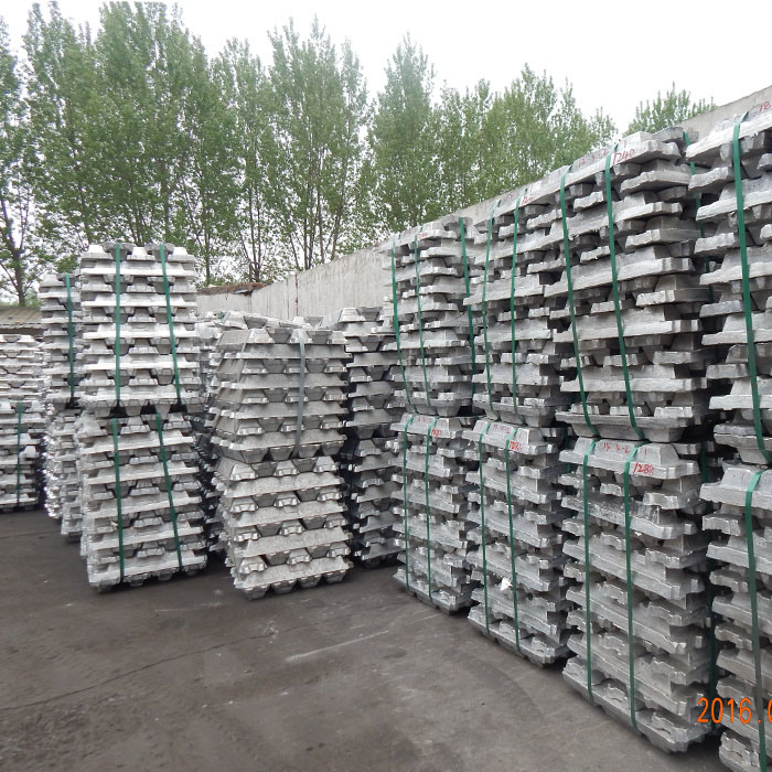 High Quality Aluminum Alloy Ingot ADC-12
