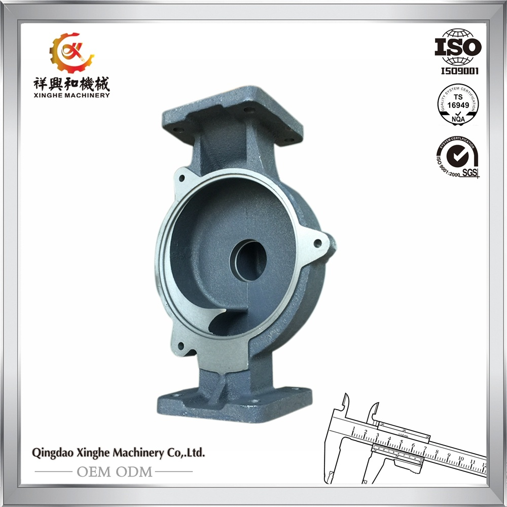 OEM Gray Grey Sg Ductile Cast Iron Adi Aluminum Casting with Sand Casting