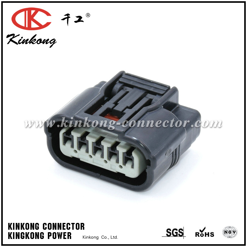 6189-6909 5 Pin Female Automotive Electrical Wire Connectors