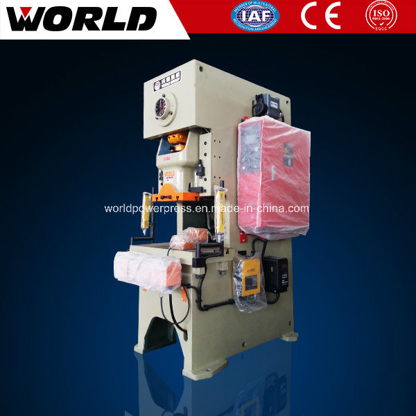 Eccentric Metal Stamping Punching Power Press Machine