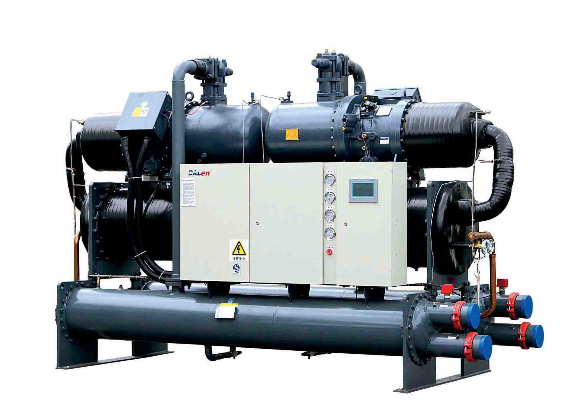 China Hot Selling CE Water Cooled Chiller (DLS 1651~9201) Photos  #762E26
