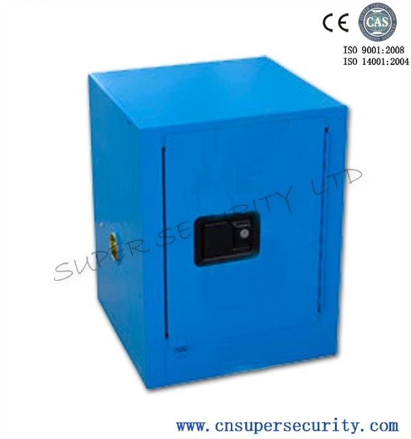 Acid Corrosive Storage Cabinet with Exclusive Paddle Lock