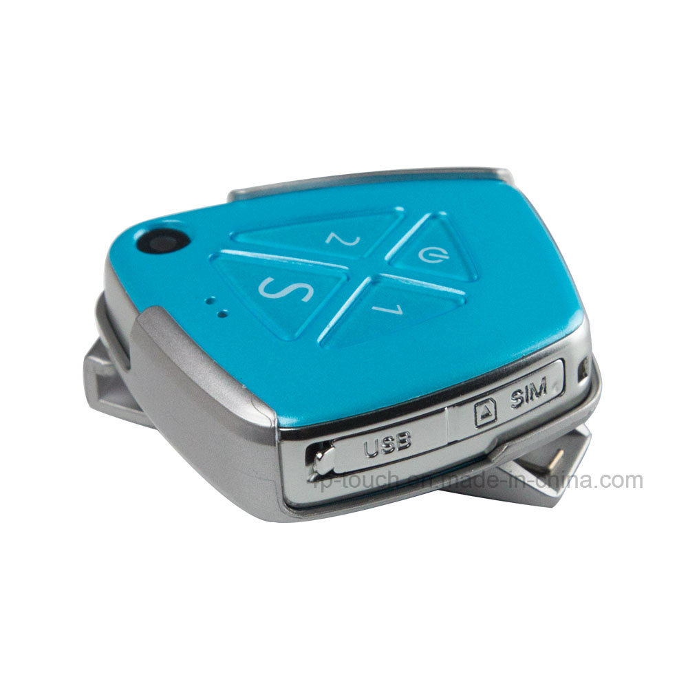 Newly 3G Portable GPS Tracker with Fall Down Alarm (V42)
